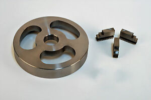 Quick Chuck Medium Duty Truck Kit Mdt For Large Centers Holes 4 4 To 7 Dia