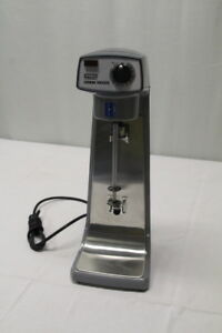 Waring Dmc10 31dm10 Commercial Drink Mixer Single Spindle 2 Speed