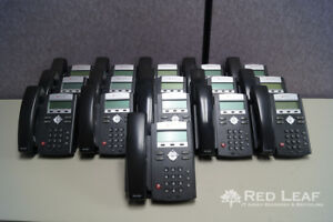 lot Of 16 Polycom Soundpoint Ip 335 Business Phone 2201 12375 001 used