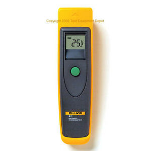 Fluke 61 Infrared Thermometer 18 To 275 C 0 To 525 F