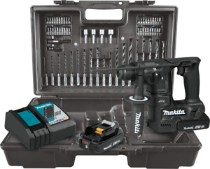 Makita Xrh06rbx 18 volt 11 16 inch Sds plus Sub compact Rotary Hammer Kit