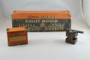 LYMAN BULLET MOLDS AND HANDLES USED