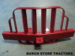 New Massey Ferguson 235 Or 245 Orchard Tractor Front Bumper Usa Made