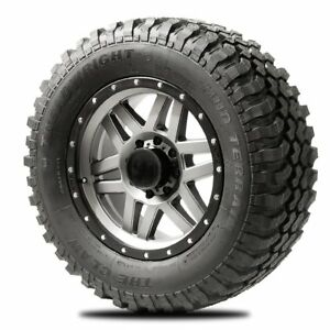 Treadwright Claw 265 75r16 10ply Mud Terrain Light Truck Tires Free Shipping