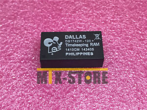 5pcs Ds1742w 120 New Best Offer Real Time Clock Parallel 2kbyte 24 pin Edip