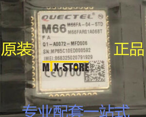 1pcs M66fa 04 std m66far01a06bt Quad band Gsm gprs Module 44 pin Smd