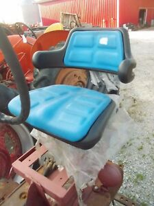 Farmall Ih H Sh M Sm Tractor Aftermarket Easy Rider Cushion Seat Assembly