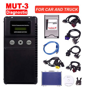 Mut 3 Mut iii Scanner For Mitsubishi V2016 6 Cars And Trucks Diagnostic Tool