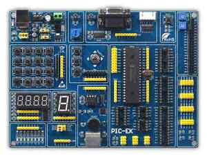 Pic Development Board Pic ek Comes Pic16f74 experiment Develop Learning Board
