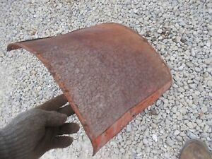 Allis Chalmers Wd Wd45 45 Tractor Ac Nice Original Front Nose Cone Grill Screen