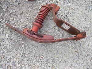 Allis Chalmers Wd 45 Wd45 Tractor Original Ac Easy Rider Middle Seat Assembly