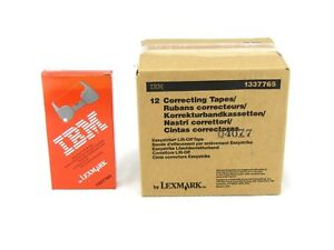 Case Of 12 Ibm Correcting Tapes 1337765
