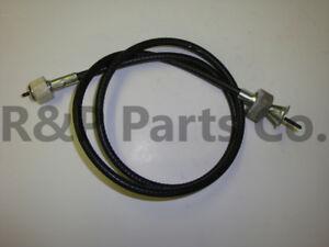 Tach Cable Compatible With Farmall International Harvester 766 806 1026 1206