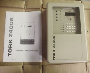 Tork Z400b Digital Time Switch 4 Channel With Battery Backup New In The Box