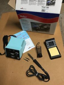 Weller Wesd51 Digital Soldering Station nice Extra Tips