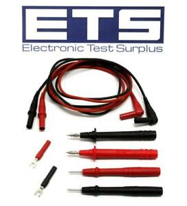 Pomona 8 Piece Test Lead Probe Set
