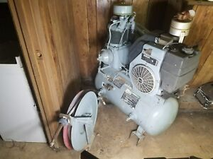 Used Commercial Air Compressor Kohler Command 11 Service Truck Air Compressor