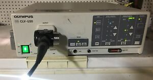 Olympus Clv u20 Evis Universal Light Source Medical Endoscopy Light Source