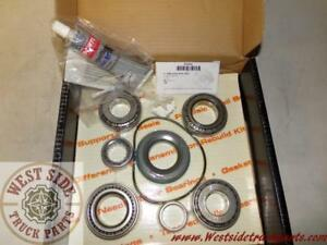 Timken Dt Components Ford 9 Inch Differential Bearing And Seal Kit
