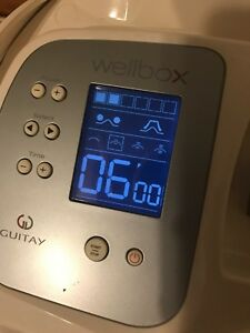 Hardly Used Wellbox Cellulite Endermologie Therapy Machine Guitay No Atta