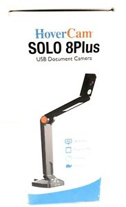 Hovercam Solo 8plus Usb Document Camera New
