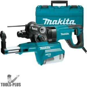Makita Hr2661 7a 1 Rotary Hammer W Hepa Extractor New