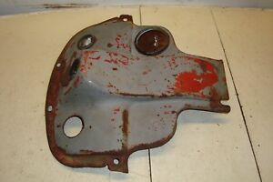 Ford 8n Tractor Dash Instrument Panel 1950 1952