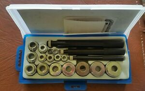 Bushing Bearing Driver Set No P 38145