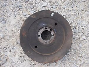 Farmall Ih Bn B A Tractor Engine Motor Flywheel Starter Ring Gear