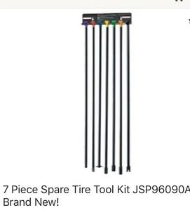Steelman Js96090a Spare Tire Removal Rods Put Spares Up Down Quickly pro Shops