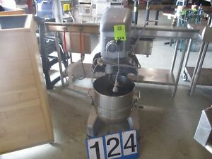 Hobart Legacy Hl400 40qt Commercial Dough Mixer 2016 Model