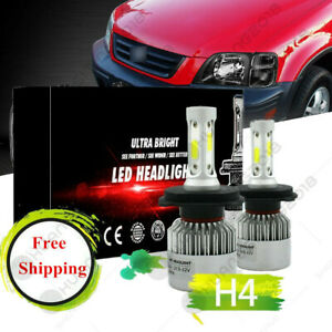 For 1997 2001 Honda Crv Suv Led Headlight Lamp Bulbs Set Us Ship 18920