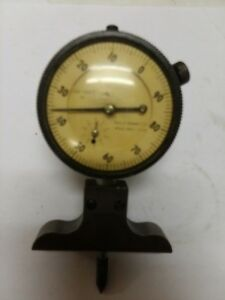 Industrial Dial Indicator With Magnetic Base And Point Set Tr72020