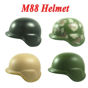 Airsoft Pinball Army Tactical SWAT M88 ABS Safety Helmet with Adjustable Strap