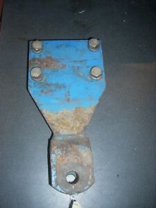 Ford 1715 Tractor Fixed Hitch Drawbar Sba370651380