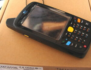 New In Box Symbol Motorola Mc65 Barcode Scanner Mc659b pd0bab00100