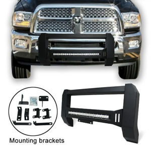 Modular Bull Bar For 2009 2017 Dodge Ram 1500 Pickup Front Bumper Grille Guard