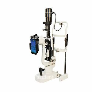 New Slit Lamp Adapter Microscopetelescope Eyepiece Smartphone Tablet Iphones