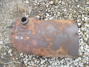 Allis Chalmers G Tractor Main Transmission Gear Case Housing Holder Ck