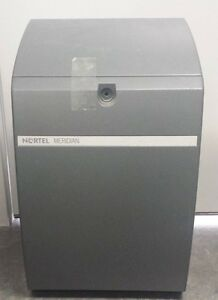 Nortel Meridian Ntmw08aa Compact Cabinet Phone System