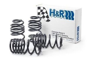 H r 54622 4 Sport Lowering Springs 08 16 Toyota Venza Awd