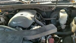 Engine Motor Lm7 5 3l Vin T Complete Engine Swap With Wiring Ls 2002 Chevy