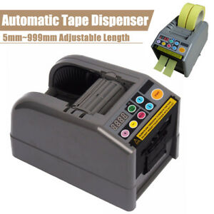 Automatic Tape Dispenser Electric Adhesive Cutter Packaging Machine For Zcut 9