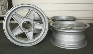 Hayashi Super Street Jdm Wheels Ssr Weds Work Advan Rare Oz 510 Datsun