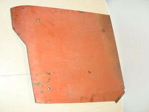 Massey Ferguson 1105 Tractor Left Front Sheet Metal Leg 1135 1155