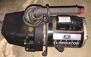 Jb Eliminator Vacuum Pump Freeze Dryer Pump Hvac
