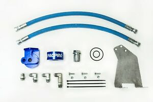 Engine Oil Filter Remote Mounting Kit pacpro Remote Oil Filter Kit Pacbrake