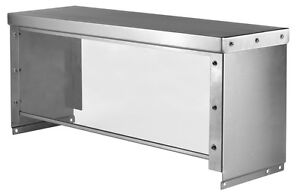 47 5 Universal Serving Guard For 3 Well Steam And Cold Pan Tables