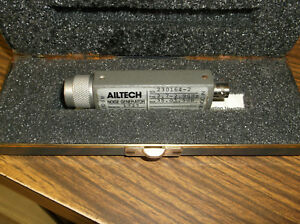Reduced Eaton Ailtech 230164 2 Noise Source Generator 2 7 2 9 Ghz Sn 1727