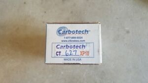 94 04 Ford Mustang Carbotech Xp10 Rear Brake Pads